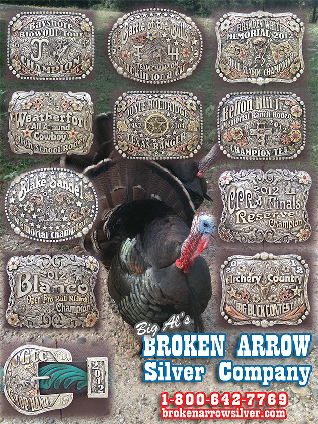 Select from Rodeo Buckles, Tiara and other items from Broken Arrow Silver Company
