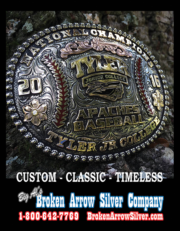 View the Open ProRodeo Series 2016 manufactured by Broken Arrow Silver